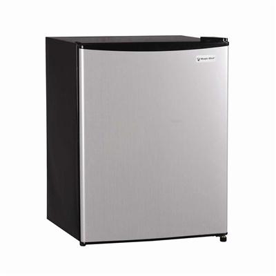 Magic Chef MCBR240S1 2.4 cu. ft. Mini Refrigerator Freezer